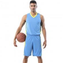 【定制篮球服】男款 篮球服定制球衣球裤运动套装男潮篮球训练队服