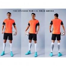 【足球服比赛服】足球服套装男定制比赛队服儿童足球运动服装女印字足球训练服球衣