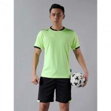 【足球服定制】足球服运动套装男女成人比赛训练服短袖衣服球队团购定制印号
