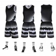 【高端篮球服定制】篮球服套装男定制个性比赛队服学生运动训练服印字篮球背心球衣潮