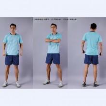 【羽毛球服定做】羽毛球服套装男女款乒乓球网球服情侣夏季透气速干比赛运动服定制