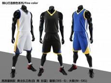 【篮球服定做.NBA】NBA勇士队#成人装+儿童装,篮球衣定制印字印号码