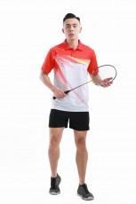 【羽毛球衣|乒乓球服可定制】c3801-c3802#男女同款,可印字,印公司标志LOGO,具体请联系客服