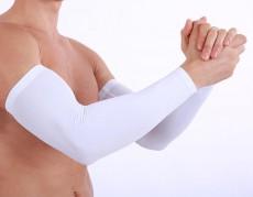 超薄莱卡护肘运动护臂