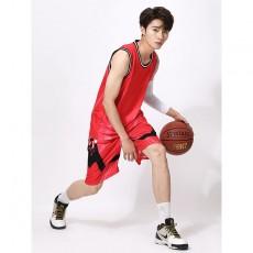 【篮球服B375】2021新款篮球服(可定制球衣号,印字,设计球队LOGO等)