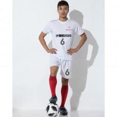 【足球队服】8055+8810#足球比赛服,大人装和童装同款