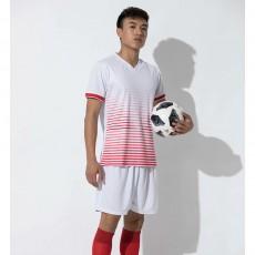 【足球服训练服】定制足球服套装男球衣DIY短袖队服足球比赛服训练服团购个性定做