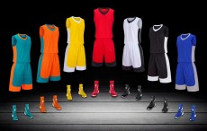 【篮球服比赛服】A39#篮球队服,7色可选