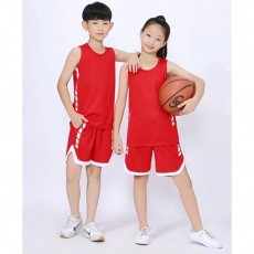 儿童篮球运服套装【GJ847#】共有五尺码从大装到童装